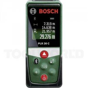 Billede af Laserafstandsmåler Bosch PLR 30C