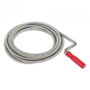 Spiral rensebånd 10 meter - Ø 10 mm Kreator KRT563003