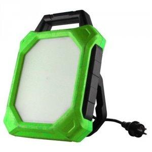 LED-arbejdslampe med 1 udtag og BLUETOOTH højtaler Wexim Bandit Worklight