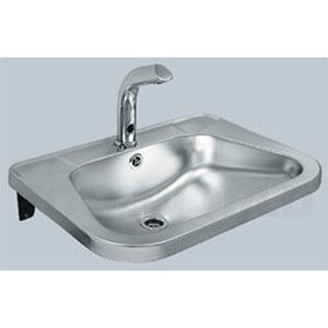 Bundventil håndvask rustfri