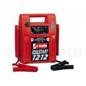 Startbooster/batterilader 300/1000A 12V Telwin SPEED START 1212
