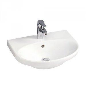 Billede af Håndvask til vægmontering Gustavsberg Nautic 5550 500x380mm