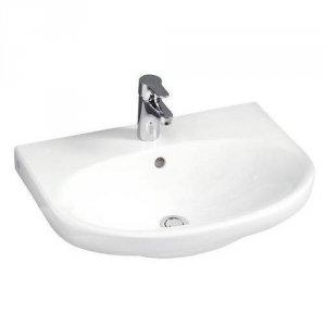 Billede af Håndvask til vægmontering Gustavsberg Nautic 5560 600x461mm