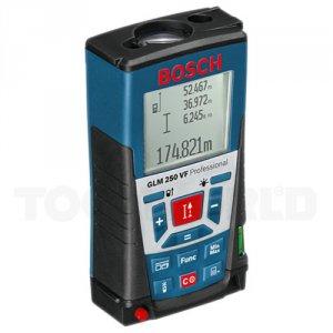 Billede af Laserafstandsmåler Bosch GLM 250 VF