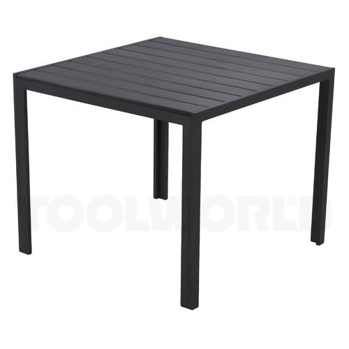Kvadratisk havebord | Møbler til terrassen og haven