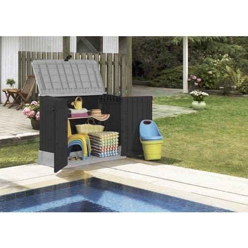 keter store it out midi redskabsskur. Black Bedroom Furniture Sets. Home Design Ideas