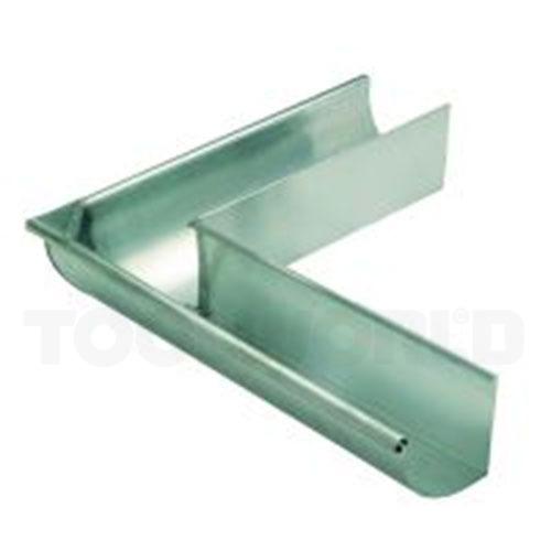 RHEINZINK Tagrende - Arkitekt Tagrende, 0.8 - 400 mm - Nr.14 (3m)