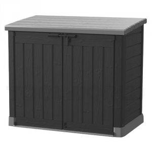 keter store it out max redskabsskur. Black Bedroom Furniture Sets. Home Design Ideas